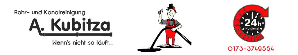 Kubitza Rohr- und Kanalreinigung
