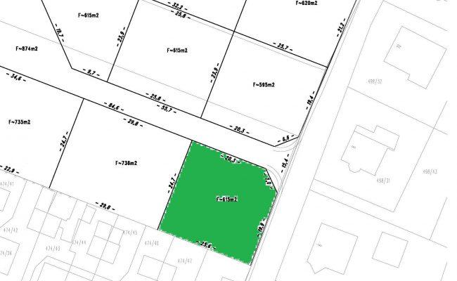Bauplatz Platanenallee 1, Stadtlengsfeld