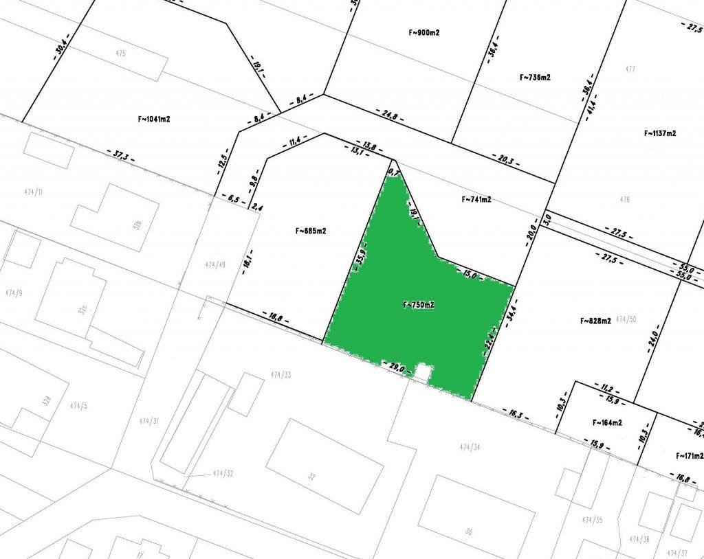 Bauplatz Platanenallee 11, Stadtlengsfeld