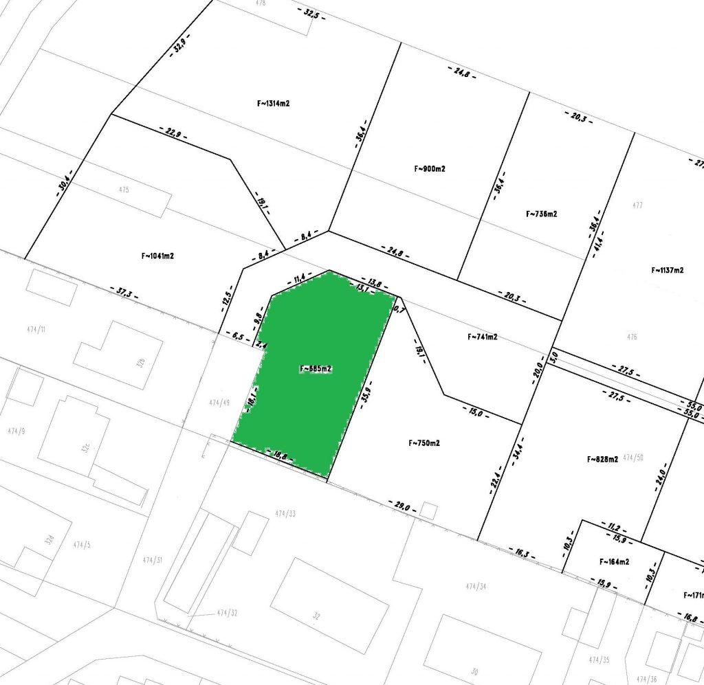 Bauplatz Platanenallee 13, Stadtlengsfeld