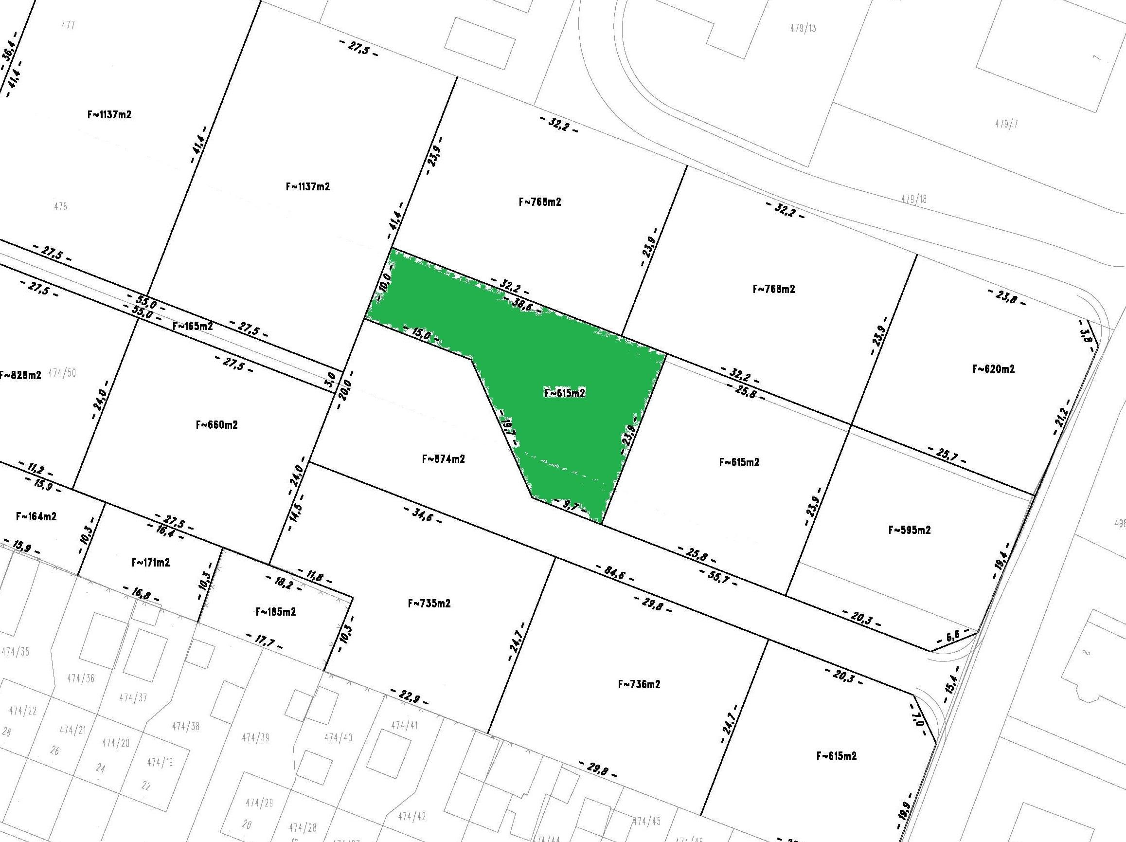 Bauplatz Platanenallee 6, Stadtlengsfeld