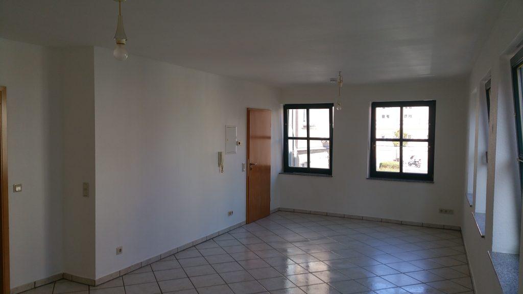 1 Zimmer Wohnung im Erdgeschoss in Geisa