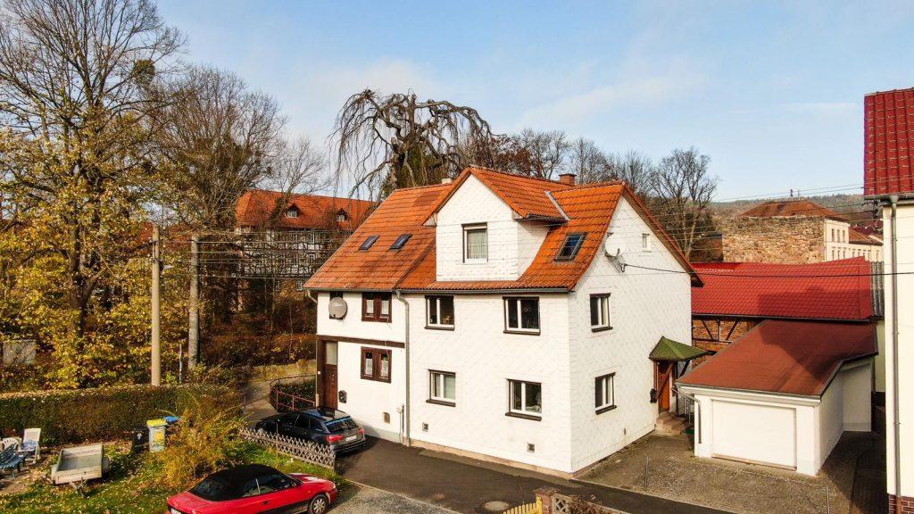 Ausbauhaus in Feldatal – Stadtlengsfeld